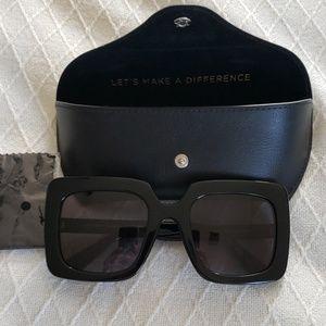 Diff Eyewear Sasha Polarized Sunnies